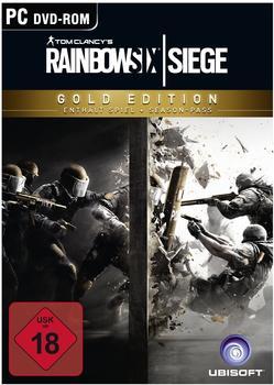 Tom Clancy's Rainbow Six: Siege - Gold Edition (PC)