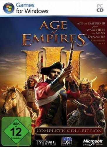 Microsoft Age of Empires III - Complete Collection (PEGI) (PC)