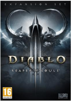 Blizzard Diablo III: Reaper of Souls - Ultimate Evil Edition (PEGI) (PC/Mac)