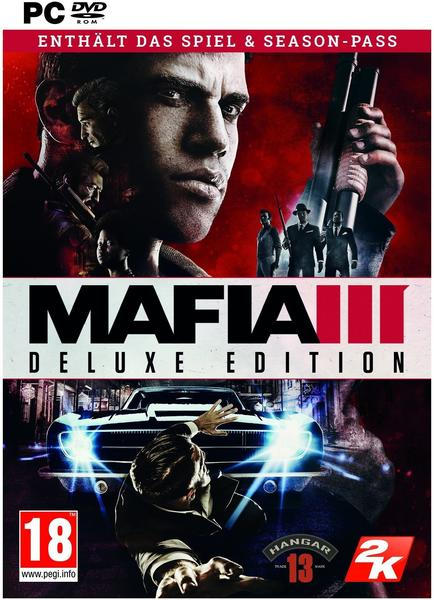 Take 2 Mafia III - Deluxe Edition (PEGI) (PC)