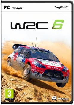 Bigben Interactive WRC 6 (PEGI) (PC)