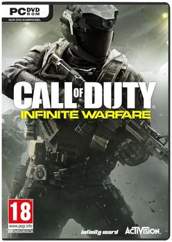 Activision Call of Duty: Infinite Warfare (Standard Edition - Pegi] [PC]