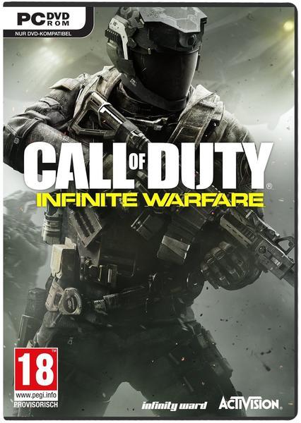 Activision Call of Duty: Infinite Warfare (Standard Edition - Pegi] [PC]