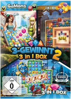 3-Gewinnt 3 in 1 Box 2 (PC)