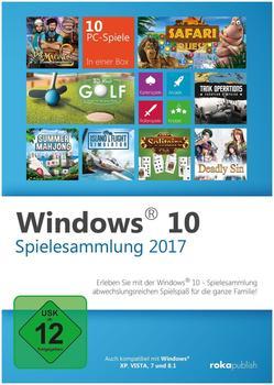 Windows 10 Spielesammlung 2017 (PC)