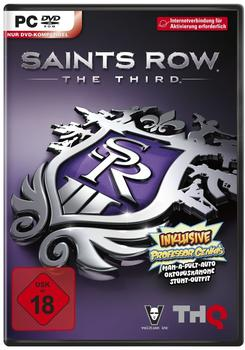 THQ Saints Row: The Third (Hammerpreis) (PC)