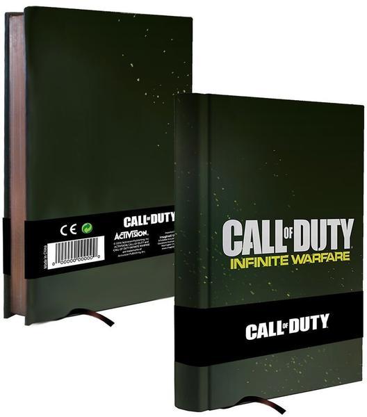 NBG Call of Duty Notizbuch