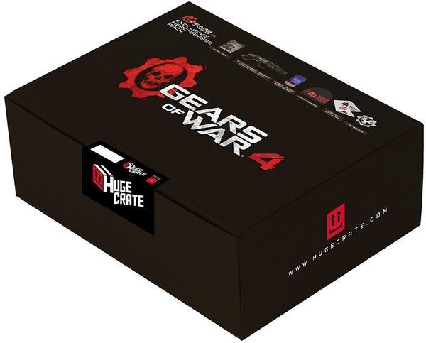 Microsoft Gears of War 4 - Huge Crate Fanbox