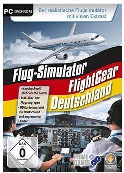 Flug-Simulator FlightGear Deutschland (PC)