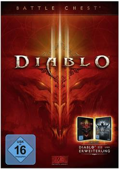 Blizzard Diablo III: Battlechest (PC)