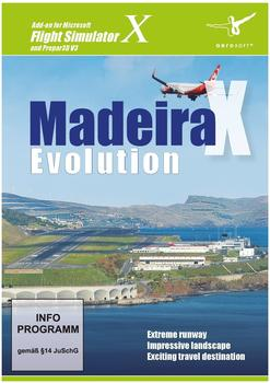 Scenery Madeira: Evolution (Add On) (PC)