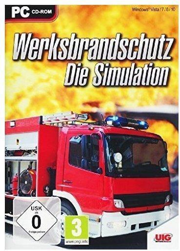 Werksbrandschutz: Die Simulation (PC)