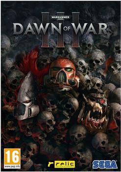 Sega Warhammer 40.000: Dawn of War III (PEGI) (PC)