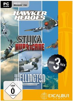Hawker Heroes + Stuka vs. Hurricane + Wellington (Add-On) (PC)