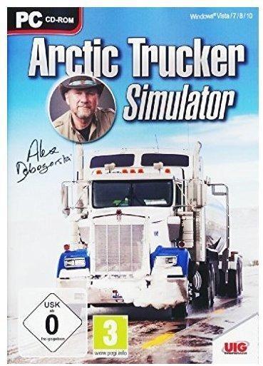 Arctic Trucker: Die Simulation (PC)