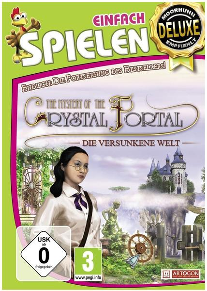 The Mystery of the Crystal Portal: Die versunkene Welt (PC)