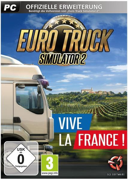 Euro Truck Simulator 2: Vive la France (Add-On) (PC)