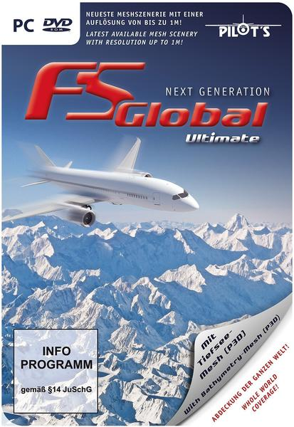 Flight Simulator X: FS Global Next Generation Add-On (PC)