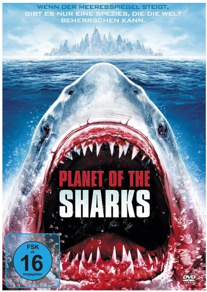 Soulfood Planet of the Sharks