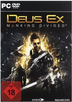 Square Enix Deus Ex: Mankind Divided (PC)