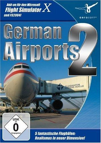 aerosoft German Airports 2 (Add-On) (PC)