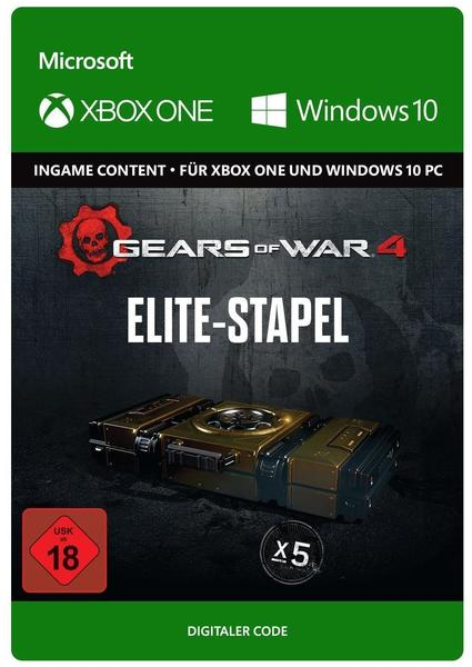 Microsoft Gears of War 4: Elite-Stapel (Add-On) (Download) (PC/Xbox One)