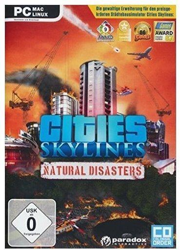 Cities: Skylines - Natural Disasters (Add-On) (PC/Mac/Linux)