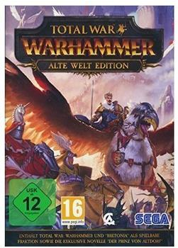 Sega Total War: Warhammer - Alte Welt Edition (PC)