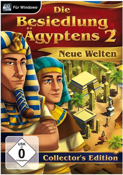 Die Besiedlung Ägyptens 2 - Collectors Edition (PC)