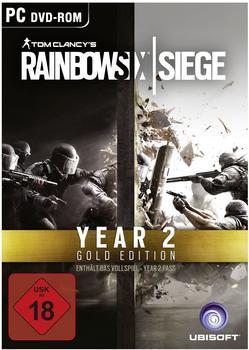 Tom Clancy's Rainbow Six: Siege - Year 2 Gold Edition (PC)