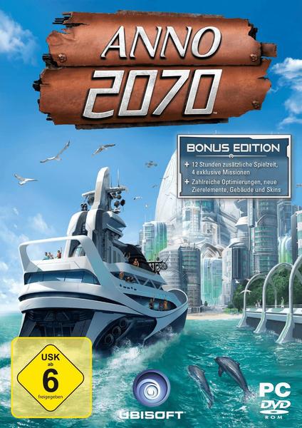 Anno 2070: Bonus Edition (PC)