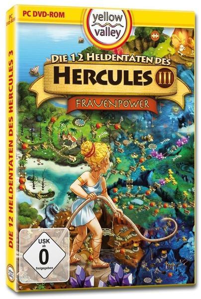 S.A.D. Die 12 Heldentaten des Herkules 3 - Frauenpower (USK) (PC)