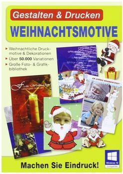 Koch Media Gestalten & Drucken: Weihnachtsmotive
