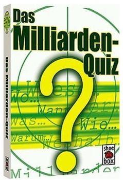 dtp Entertainment Das Milliarden-Quiz