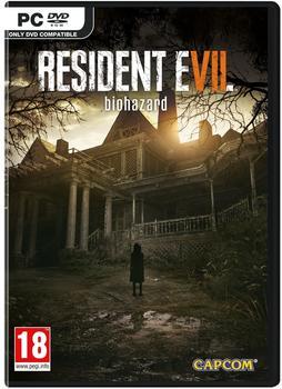 Capcom Resident Evil VII biohazard (PEGI) (PC)