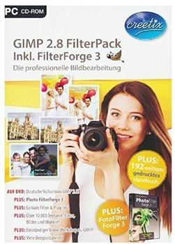 bhv Software GIMP 2.8 inkl. Filterforge 3 DE Win