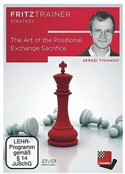 ChessBase The Art of the Positional Exchange Sacrifice,