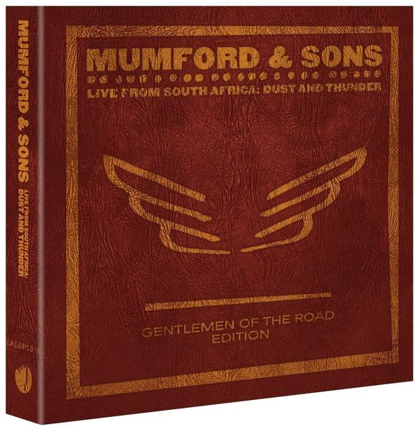 Mumford & Sons - Live In South Africa: Dust And Thunder (Gentlemen of the Road Edition) (CD + DVD)