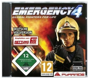 Emergency 4: Global Fighters for Life (PC)