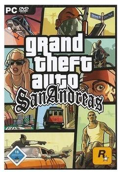 Take2 Grand Theft Auto - San Andreas