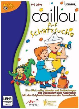 EMME Caillou: Auf Schatzsuche (DE) (Win)