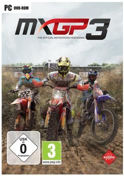 MXGP 3: Die offizielle Motocross-Simulation (PC)
