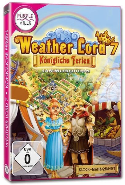 Weather Lord 7: Königliche Ferien - Sammleredition (PC)