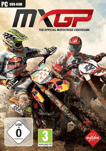 MXGP: Die offizielle Motocross-Simulation (PC)