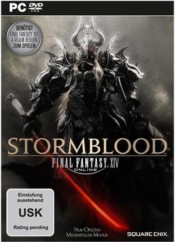Square Enix Final Fantasy XIV - Stormblood (Add-On) (USK) (PC)