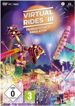 Virtual Rides 3: Der Fahrgeschäft-Simulator (PC/Mac)