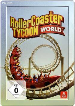 Atari RollerCoaster Tycoon World - Steelbook Edition (Early Access) (Code in a Box) (Download) (PC)