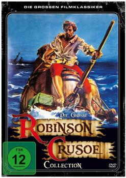 Die große Robinson Crusoe Collection (Die großen Filmklassiker) [DVD]