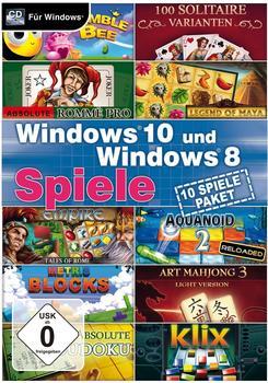 Windows 10 und 8 Spiele (PC)