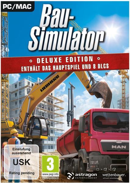 Bau-Simulator: Deluxe Edition (PC)